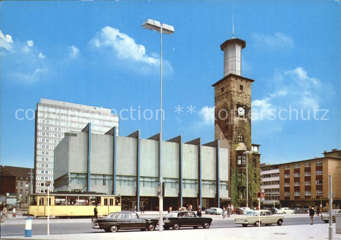 Hagen Westfalen Rathaus Kat. Hagen