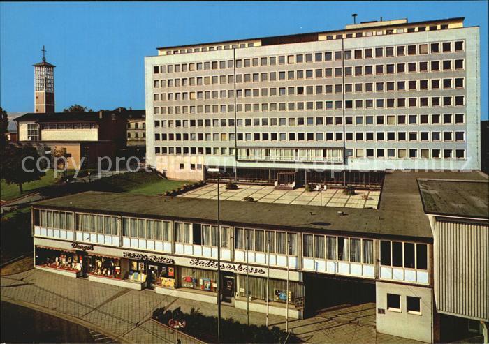 Neunkirchen Saar Rathaus Kat. Neunkirchen Nr. kt65626 ...
