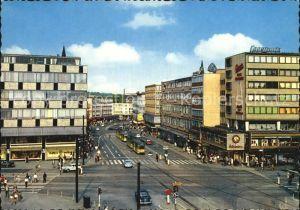 Bochum Strassenpartie in der City Kat. Bochum