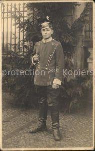Regiment UR 013 Ulanen WK1 Portrait