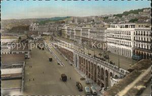 Alger Algerien Boulevard Republique