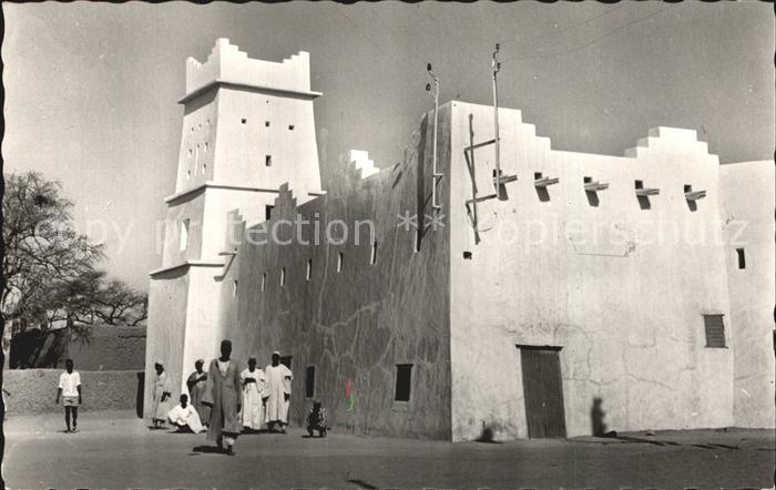 Zinder Mosquee du Birni