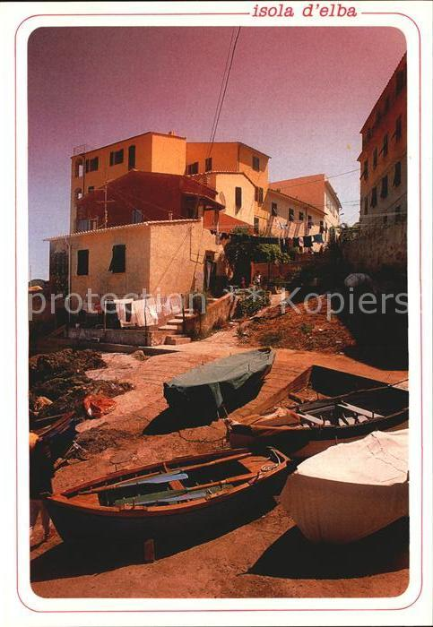 Marciana Marina kleiner Hafen