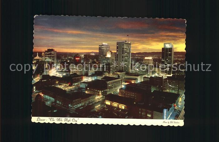 Denver Colorado  Kat. Denver