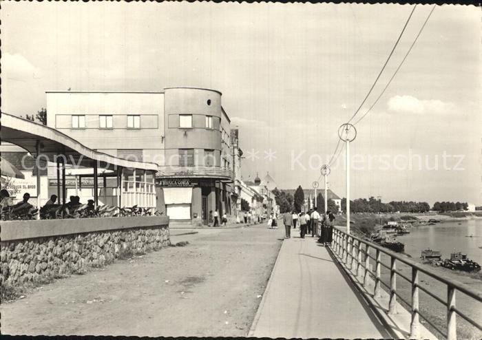 Slavonski Brod Pristaniste  Kat. Slavonski Brod
