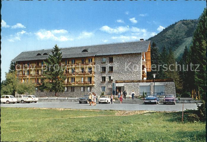 Poiana Brasov Siebenbuergen Hotel Poiana Kat. Brasov