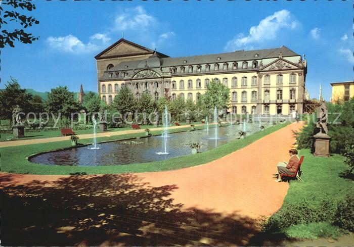 Trier Kurfuerstlicher Palast Kat. Trier