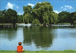 Castrop Rauxel Stadtgarten Kat. Castrop Rauxel