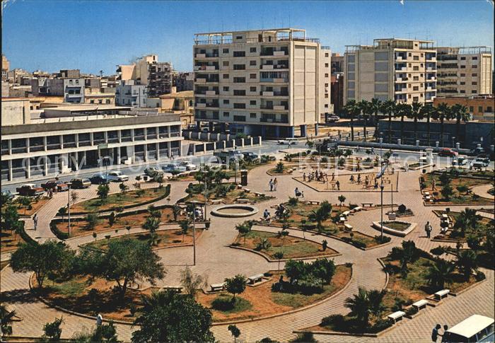 Bengasi Four School Gardens Kat. Libyen