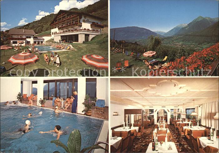 Schenna Meran Hotel Sonnenparadies Kat. Italien