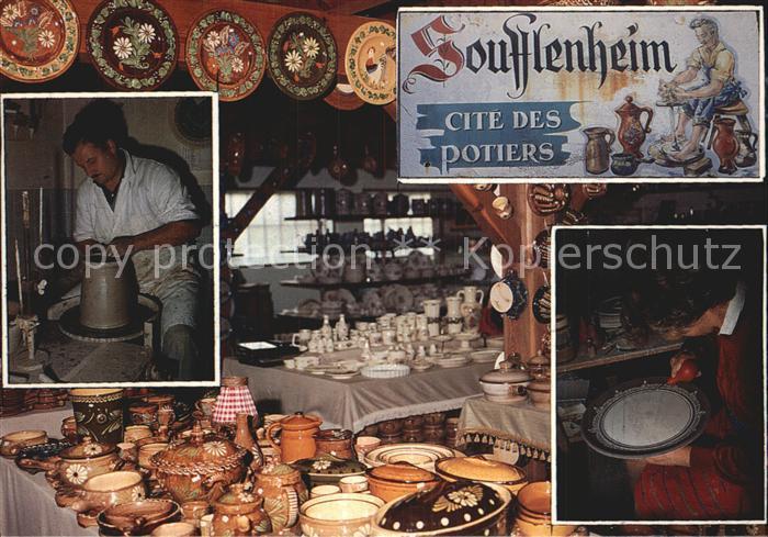 Soufflenheim Cite de Potiers Kat. Soufflenheim