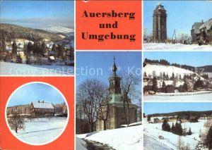 Erlabrunn Erzgebirge OT Steinheidel Carlsfeld Auersberg Johanngeorgenstadt OT Steinbach Kat. Breitenbrunn Erzgebirge