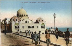 Alger Algerien La Medersa Ecole