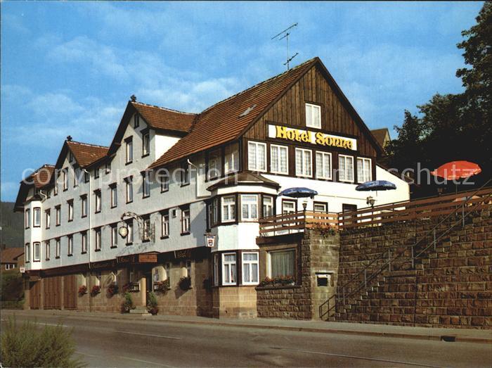 Baiersbronn schwarzwald hotel sonne kat baiersbronn nr for Schwarzwald design hotel
