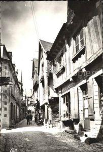 Vitre d Ille et Vilaine Rue Beaudrairie Kat. Vitre