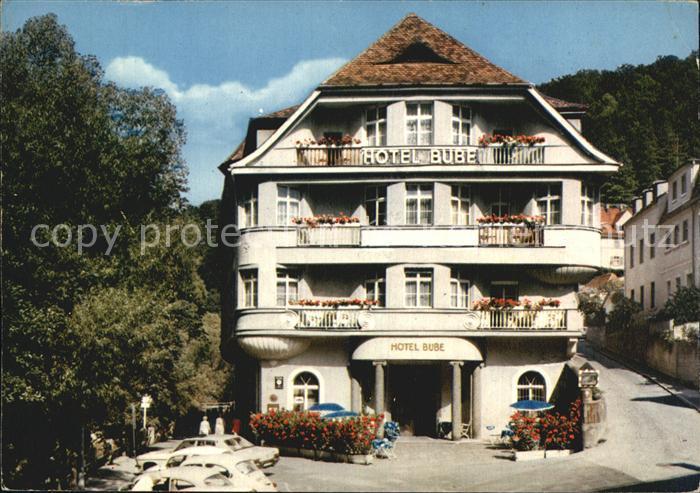 Hotel Bube Bad Berneck