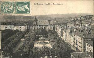 Saint Etienne Loire Place Jean Jaures Kat. Saint Etienne