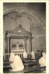 Menton Alpes Maritimes Maison de la Vierge Autel de la Grande Chapelle Kat. Menton