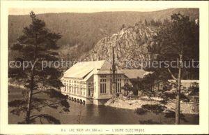 Lac Noir Alsace Usine electrique