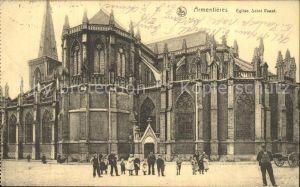 Armentieres Eglise Saint Vaast Kat. Armentieres