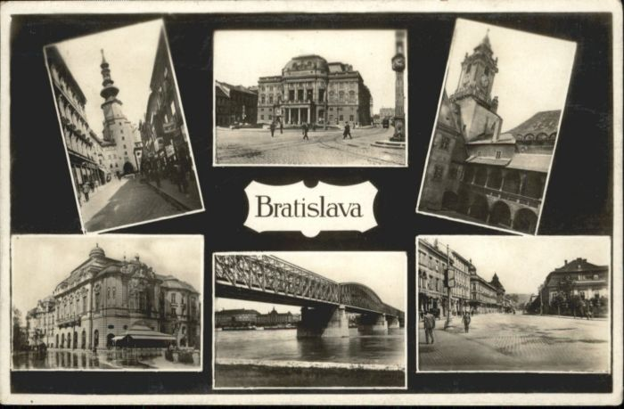 Bratislava  x