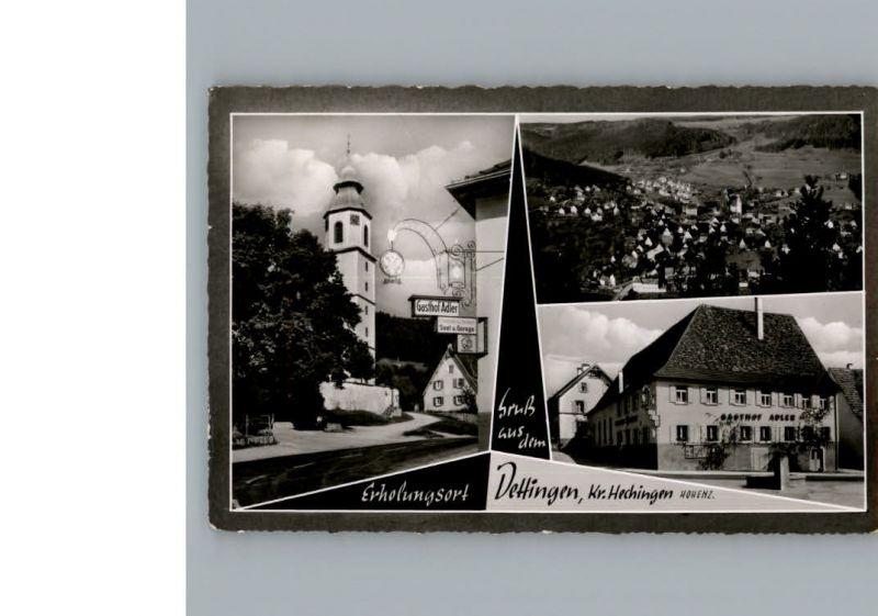 Dettingen Hohenzollern Gasthof-Pension Zum Adler /  /