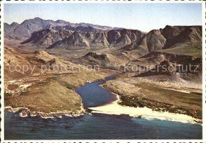 Suedafrika Southafrica RSA Cape Berge und Meer Kat. Suedafrika