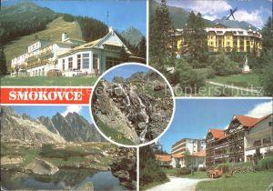 Smokovce Vysoke Tatry