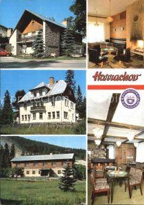 Harrachov Harrachsdorf Hotel Hubertus  Kat. Harrachsdorf