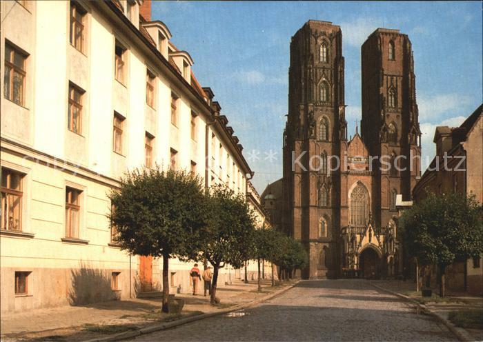 Wroclaw Dom  Kathedrale Kat. Wroclaw Breslau