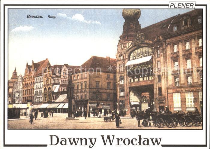 Wroclaw Ring Kat. Wroclaw Breslau