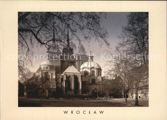 Wroclaw Dom Sankt Johannes Kat. Wroclaw Breslau