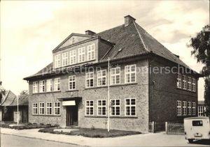 Dassow Polytechnische Oberschule Kat. Dassow