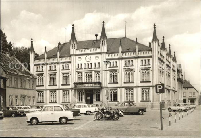 Buetzow Rathaus Kat. Buetzow