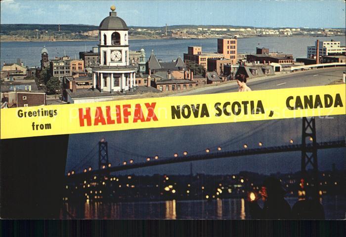 Nova Scotia Halifax  Kat. Halifax