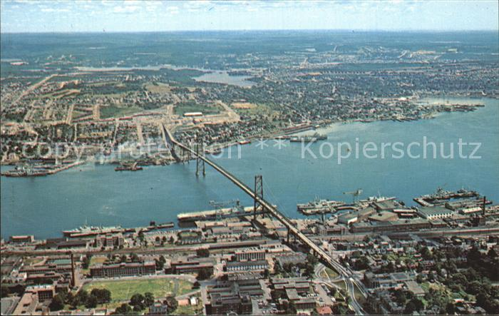 Halifax Nova Scotia Luftaufnahme Kat. Halifax