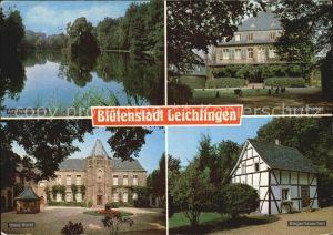 Leichlingen Rheinland Am Hasensprung Schloss Eicherhof Haus Vorst Stegerhaeuschen Kat. Leichlingen (Rheinland)