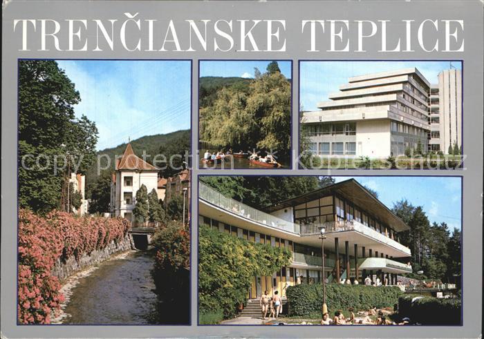 Trencianske Teplice