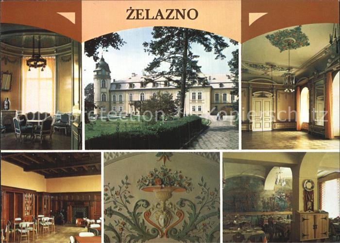 Zelazowa Wola Schloss Kat. Sochaczew