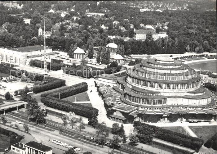 kv04169 Wroclaw Jahrhunderthalle Kat. Wroclaw Breslau