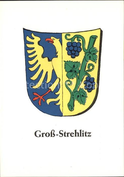 Gross Strehlitz Wappen Kat. Polen