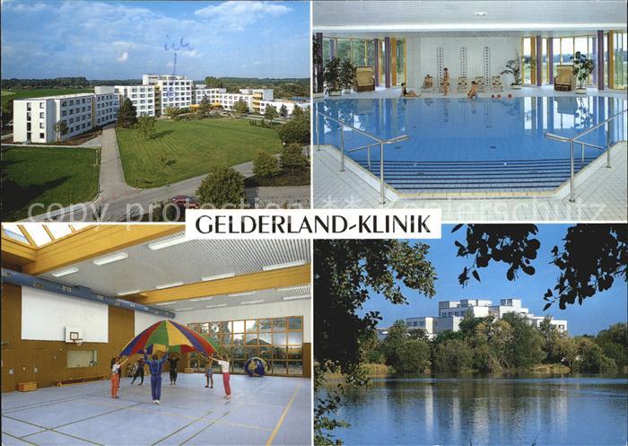 Geldern Gelderland Klinik Kat. Geldern