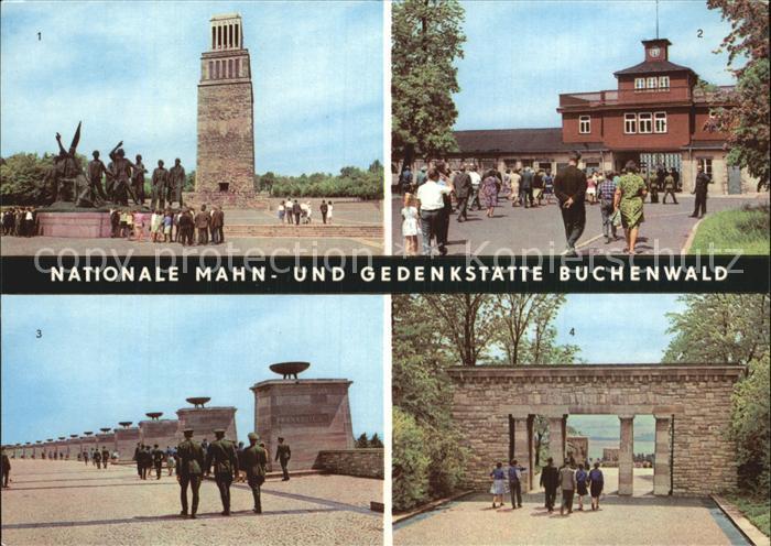 Eingangstor Buchenwald