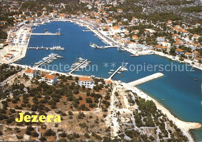 Jezera Kroatien  Kat. Kroatien