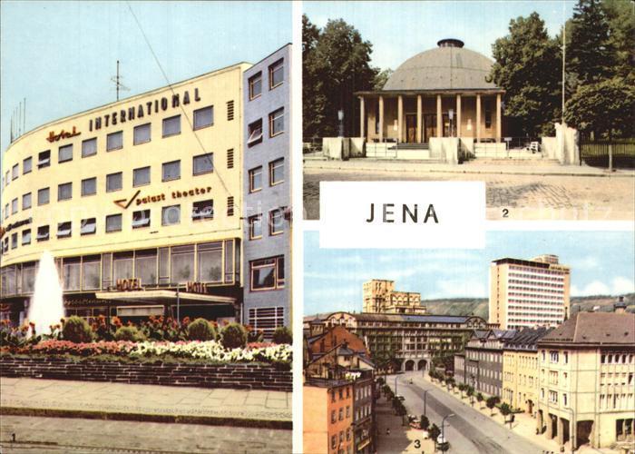 Jena Thueringen Hotel International Zeiss Planetarium