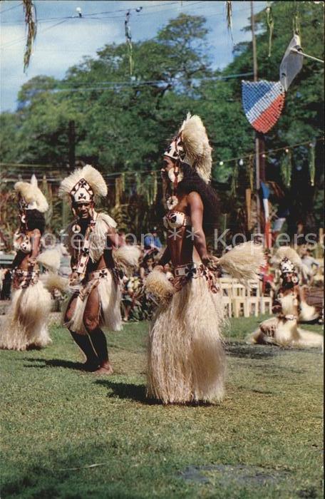 Tahiti Polynesien Otea execute par le group Tahiti Nui Kat. Ozeanien