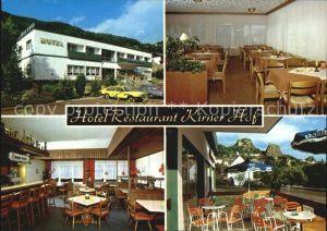 Kallenfels Kirn Hotel Restaurant Kirner Hof Kat. Kirn