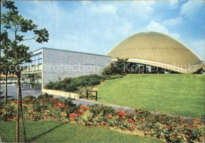 Bochum Sternwarte Planetarium Kat. Bochum