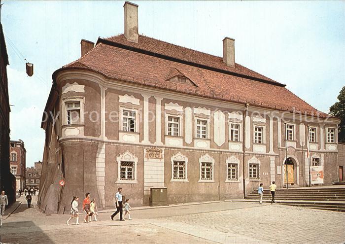 Opole Oberschlesien Muzeum Kat. Oppeln Oberschlesien