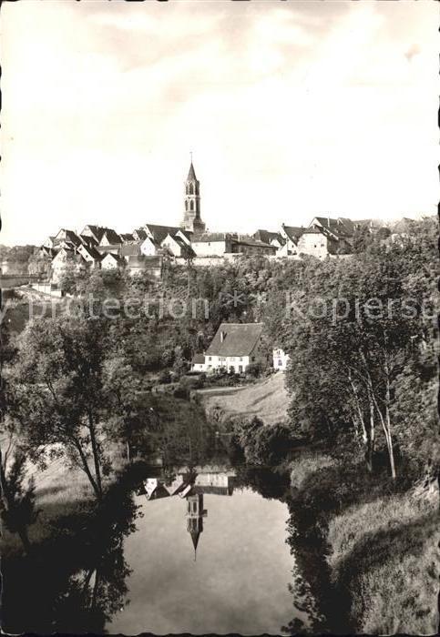 Rottweil Neckar Panorama Kat. Rottweil